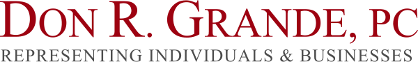 Don Grande Law - Law Firm in Fargo & Williston North Dakota